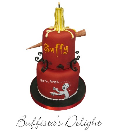 Buffy Cake