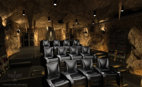 batcave2 470x287 10 Awesome Home Theaters