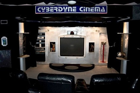 terminator 470x314 10 Awesome Home Theaters