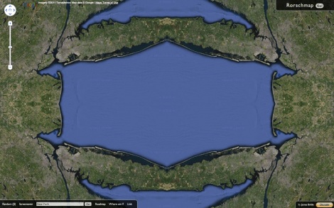 New York Rorschmap