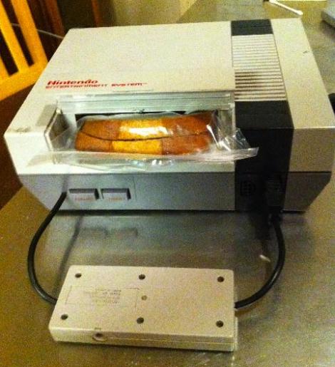 Nintendo Lunchbox Sandwich