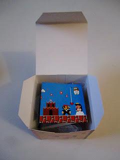 Super Mario Wedding Favors 2