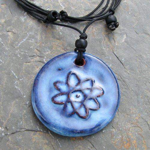 Atomic Symbol Pendant