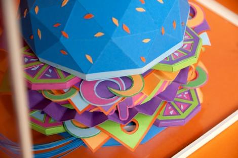 Papercraft Food