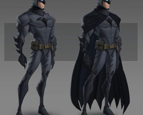 Justice League Pixarized