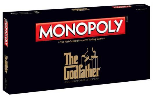 Monopoly Godfather Edition