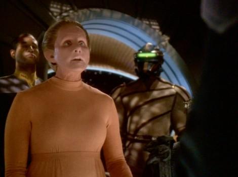 Star Trek villains: female Changeling