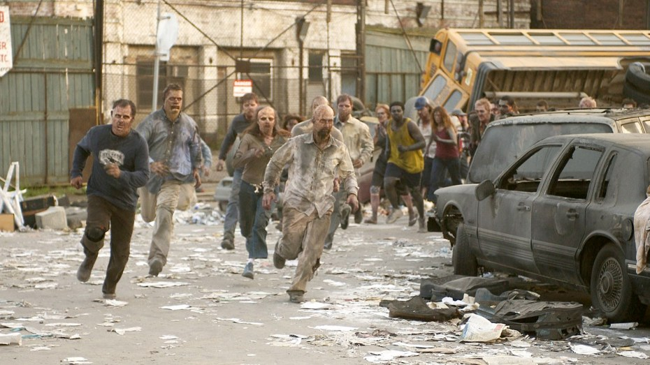 zombies remake dawn of the dead zack snyder 2004
