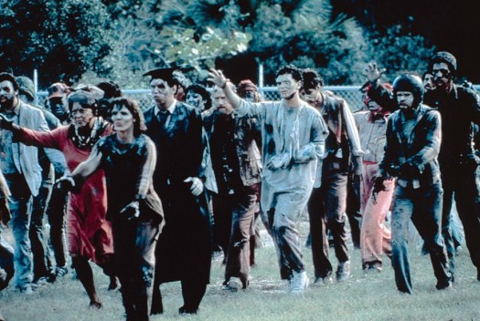 zombies george romero dawn of the dead