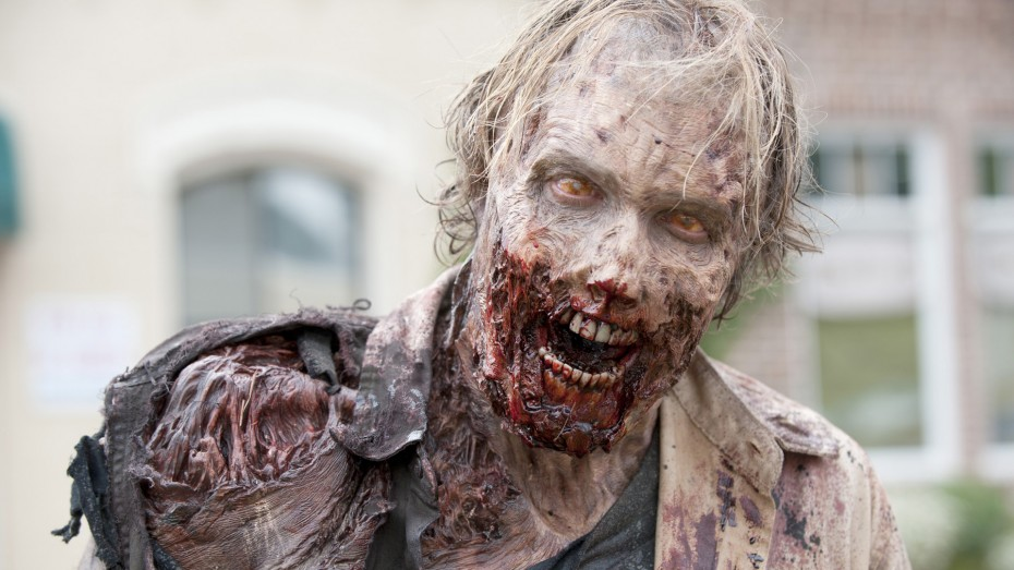 zombie walker the walking dead