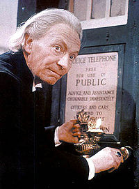 Classic Doctor Who First Doctor