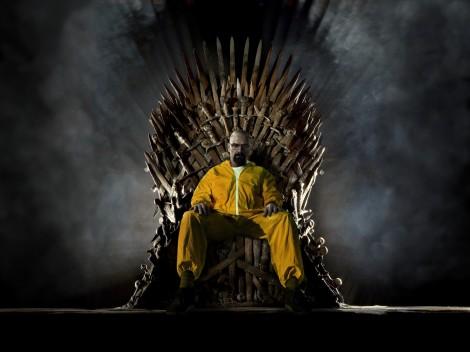 breaking bad mashup game of thrones