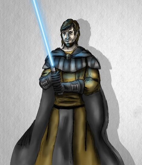 anakin skywalker jedi master star wars what if