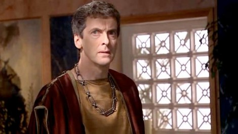 peter capaldi doctor who 12th caecilius fires of pompeii