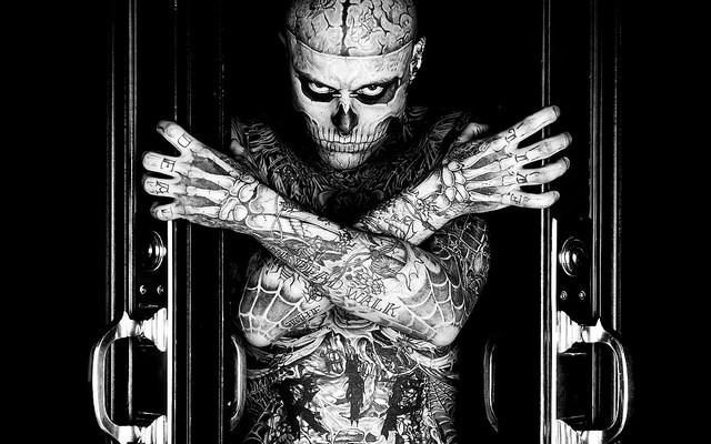 scary tattoos