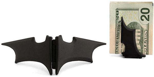 Batarang Money Clip
