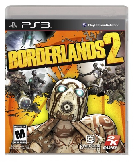 There's tons of new loot for you to snatch up with Borderlands 2
