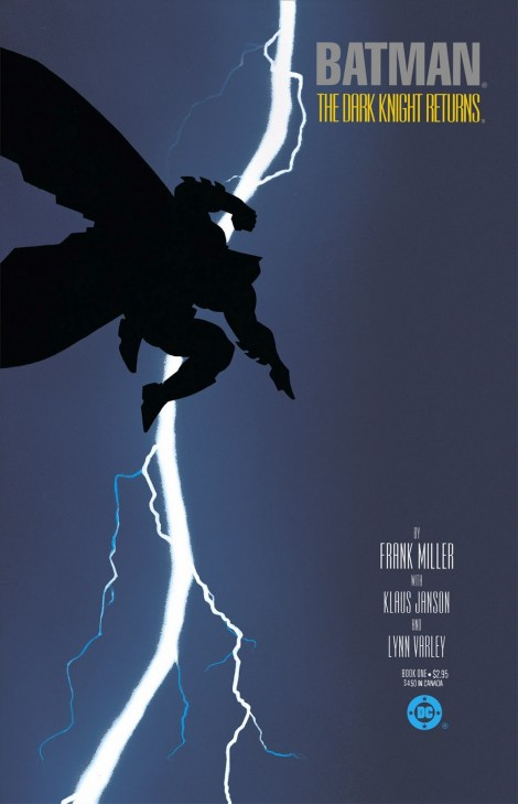 An older Batman comes out of retirement to bring back justice to Gotham in The Dark Knight Returns