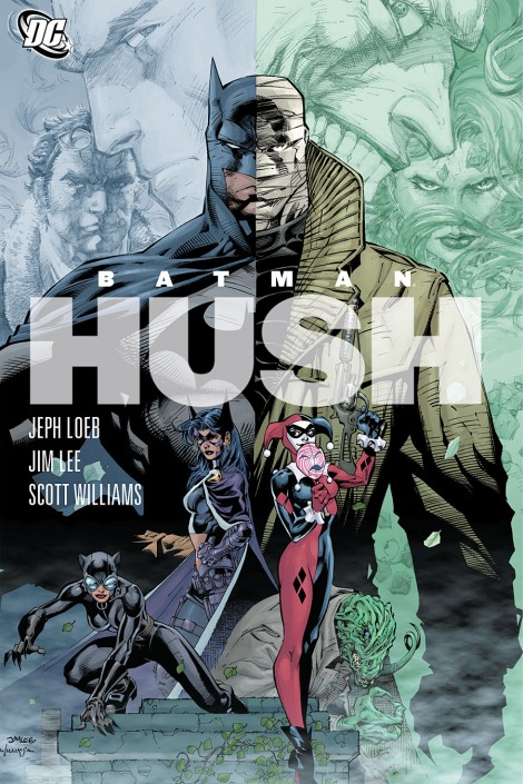 A who's who of Batman villains are on display while a new one is introduced in Batman: Hush