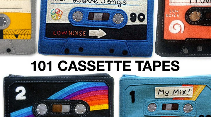 101 Cassette Tapes