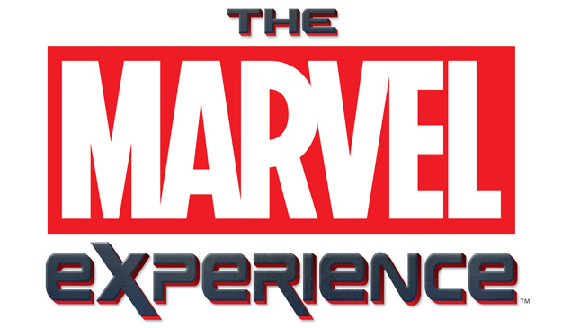 Marvel Experience title