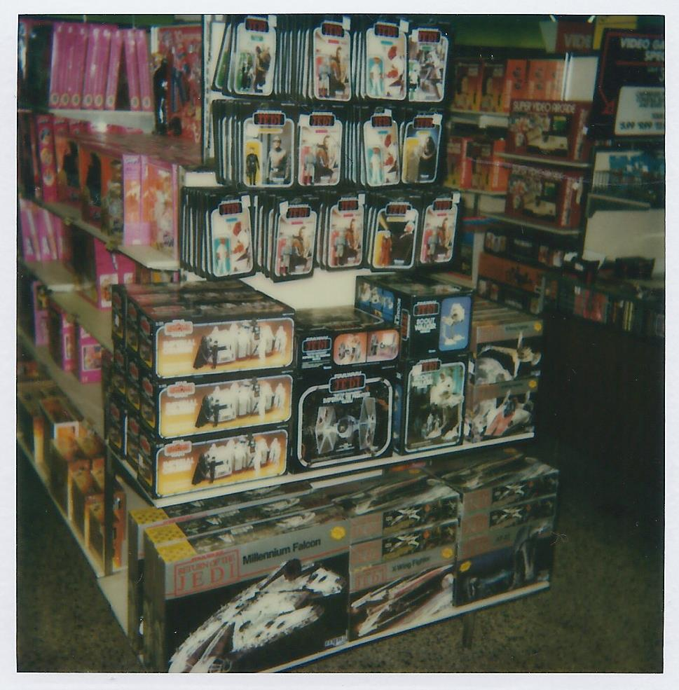 The Motherload of Star Wars Toys  ForeverGeek