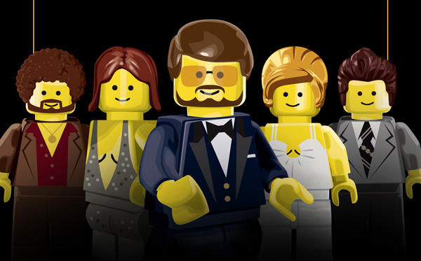 LEGO Oscars featured