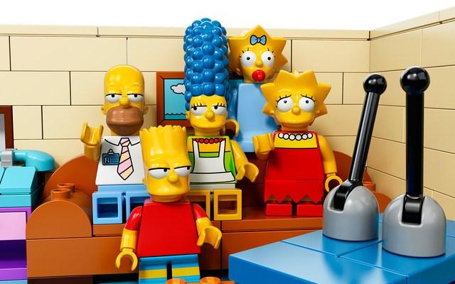 LEGO Simpsons episode