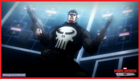 Avengers Confidential - Punisher