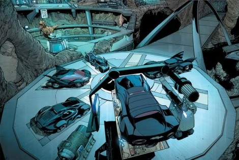 No matter the model, the Batmobile tops any of these lists