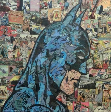 Comic Collage - Batman