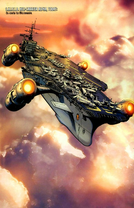 A roaming battleship that can carry a formidably-sized army? Check.