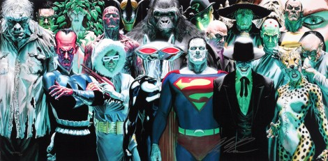 These guys are anything but your super friends
