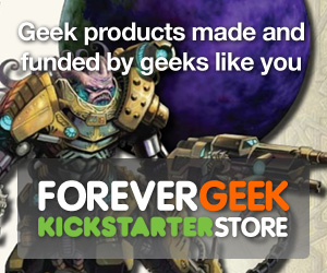 Click here to purchase some geeky goodness from our store!