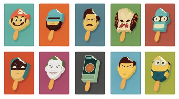 Pop Culture Popsicles featured