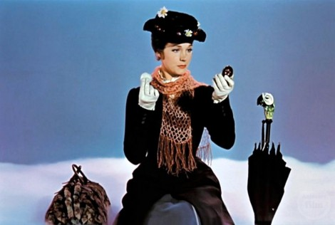 Time Lords: Mary Poppins
