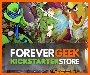 Click on the banner for geeky goodness at our store!