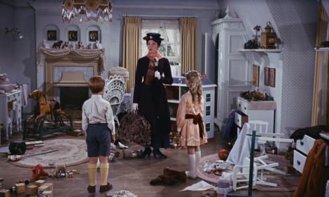 Mary Poppins' Carpetbag