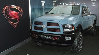 Man of Steel - Ram Power Wagon actual