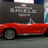SDCC 2014 Agents of SHIELD Lola car