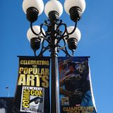 SDCC 2014 Guardians of the Galaxy Comic-Con banner