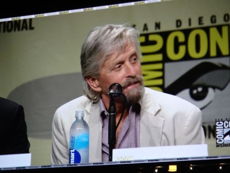 SDCC 2014 - Marvel Ant-Man Michael Douglas