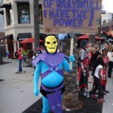 SDCC 2014 - Skeletor has the power