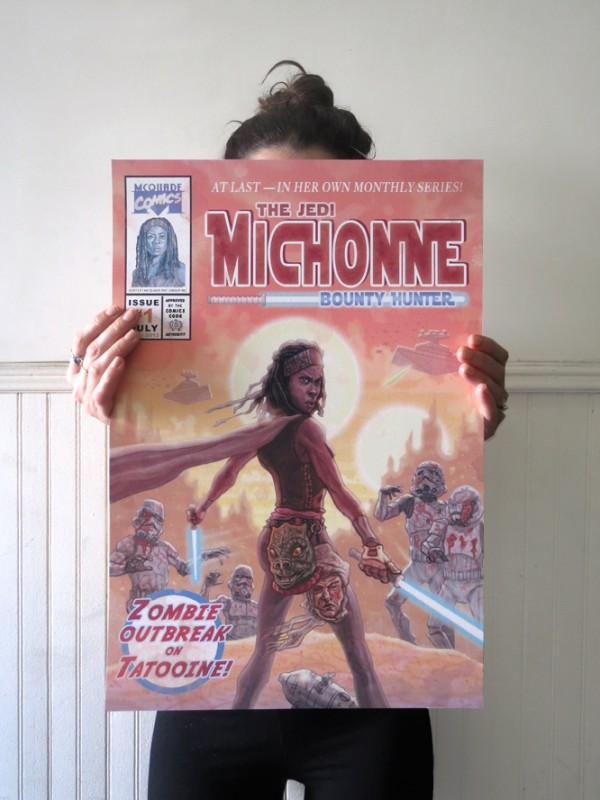 Michonne-Walking-Dead-Star-Wars-Jedi-PJ-McQuade-1-600x800