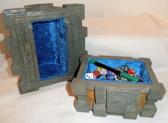 World of Warcraft treasure chest