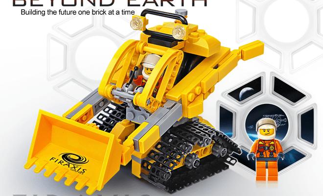 Civilization Beyond Earth Worker Mech