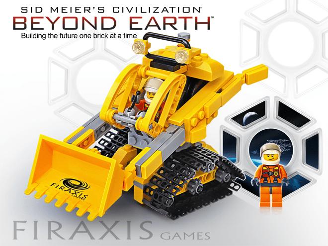 civilization beyond earth lego