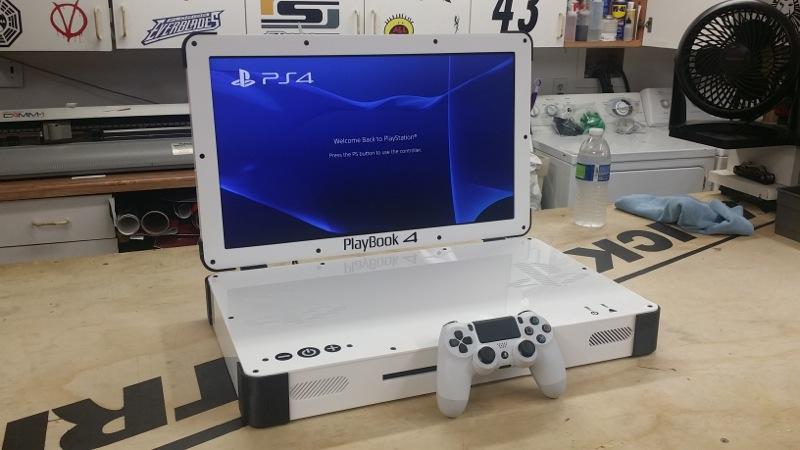 PS4 laptop