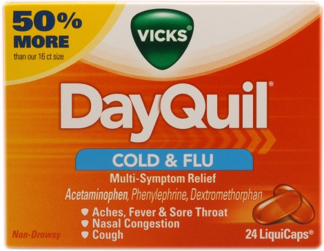 Vicks-Dayquil-Cold