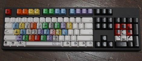 pokemon keyboard